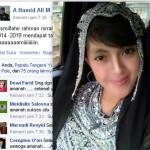 Wanita Ini Doakan Anggota DPRD Sumenep Amanah