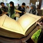 Indahnya Pesona Al-Qur'an Pusaka Kudus Ini