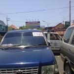 636 JCH Dilepas, Jalur Kota Pamekasan Nyaris Lumpuh
