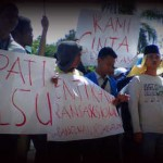 Unras PMII, Bupati Pamekasan Siap Hentikan Jual Beli Jabatan