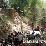 Perbaikan Jembatan Senilai Rp 360 Juta Makan Korban