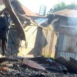 PNS dan Ex Kades Tersangka Utama Kebakaran Pasar Kadungdung