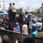 Proyek TPS Jadi Sarang Korupsi, Forkamsa Demo Kejari