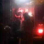 Pasar Klampis Dilalap Api,  7 Kios Ludes Terbakar