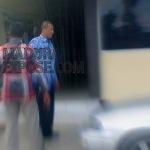 Bambang Iriyanto, Kadis PU Cipta Karya Sumenep di periksa sebagai tersangka penghinaan Polres Sumenep. (Foto:Dok/MaduraExpose.com)