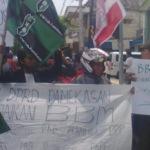 Demo Solidaritas Mahasiswa Juga Tolak Kenaikan BBM
