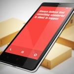 Xiaomi Redmi Note hadir di  Indonesia