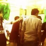Korban carok tanah warisan saat di rawat di RSUD Pamekasan