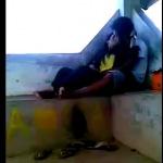 Pelajar mesum di pantai (SS Youtube/MEX)