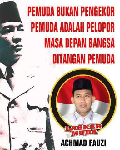 Achmad Fauzi, Tokoh Muda Sumenep (uji/MaduraExpose.com)