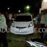 Polisi Juga Sita Honda Jazz di Rumah Bandar Sabu Desa Kolor