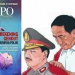 Facebooker Ini tuding Megawati 'Biang Kisruh' KPK-Polri
