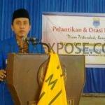 Ketua PMII Adukan Kepala DPPKA Ke Polres Sumenep