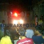 Dua unit Damkar dikerahkan kelokasi kejadian (Dok/MaduraExpose.com)