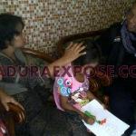 Inilah korban pemerkosaan dibawah umur bersama keluarganya di Sampang, Madura  (Dok/MaduraExpose.com)