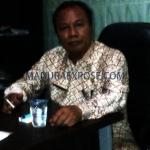 Wisnu Hartono Kepala BPBD yg tersandung kasus pencabulan anak di bawah umur  (Dok/MaduraExpose.com)