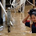 Ist banjir rendam kota