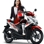 Wow!! Honda BeAT  Terbaru Tampil Makin Sporty
