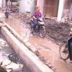Proyek PNPM Salahi Bestek, Pelaksana Teknis Cuci Tangan