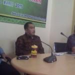 Forum Wartawan dan Pimpinan DPRD bahas Pengusiran Komisi B
