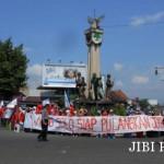 Demo Mahasiwa, Wong Solo Siap Pulangkan Jokowi