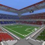 Tribun Utama Stadion Pamekasan 'Terunik' di Indonesia