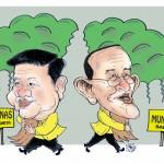 Dualisme Partai, Golkar Sumenep 'Nekad' Jaring Cabup-Cawabup
