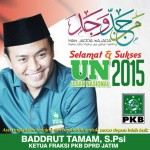 Badrut Tamam, Ketua Fraksi PKB Jawa Timur