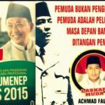 KH.Taufiq Jambu Dukung Achmad Fauzi Dampingi Busyro Karim