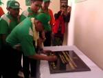 Kantor Kecamatan Saronggi diresmikan Langsung Bupati Sumenep