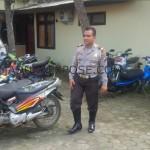 Disinyalir Bodong, Puluhan Kendaraan Bermotor Tak diurus