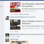 Buntut Gerakan Gulingkan Jokowi, MA: Mahasiswa Jaman Sekarang Goblok