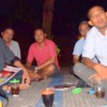 Achmad Fauzi Dikerumuni PKL Adipura Sumenep