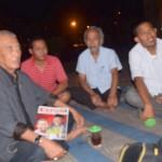 Achmad Fauzi Ajak Seniman Sumenep Bersatu