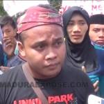 Penuntasan Kasus Raskin Lamban, Kejari Sumenep didemo 'Bencong'