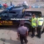 Mengintip Personel Kepolisian di Pelindo III Kalianget