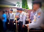 Polisi Bawa Pentungan, PMII Sumenep Tegur Kapolres
