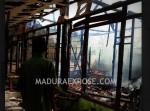 Breaking News: Dua Rumah Di Sampang Hangus Terbakar