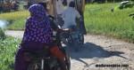 Jalan Mandala di Desa Karay Rusak Parah