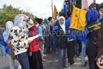 News Pictures: Mahasiswi Ikut Turun Jalan