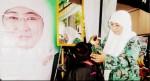 Sendra Batik Dewi Khalifah Tembus Luar Negeri