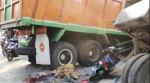 Breaking News: Dibonceng Suami, Wanita Hamil Tewas dilindas Truk