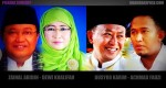 Kang Nur: Kalau Azasi dan Sahnan Mundur, 99 Persen Zainal Menang
