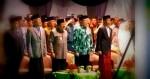 Hadiri Muktamar NU, Jokowi Pakai Sarung