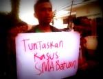 1 Tahun Kasus Dugaan Korupsi SMAN Batuan, Lanjutkan!