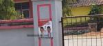 Astaghfirullah, SMUN Lenteng pun dipasangi gambar Cabup