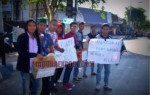 Headline News: HMI Pamekasan Galang Dana Peduli Riau