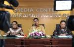 Ketua MA : Jurnalis  Sebagai Partner Pengawasan