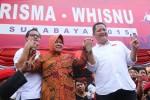 KPU Surabaya Tetapkan Risma Wali Kota Terpilih