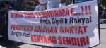 Oknum Anggota Komisi IV DPRD Sumenep Dipolisikan